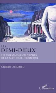 Alixetmika.fr Les demi-dieux - Les enseignements cachés de la mythologie grecque Image