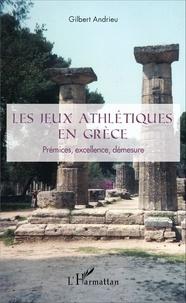 Deedr.fr Les jeux athlétiques en Grèce - Prémices, excellence, démesure Image