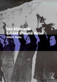 Gilbert Badia - .