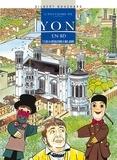 Gilbert Bouchard - L'Histoire de Lyon en BD - Tome 03 - De la Révolution à nos Jours.