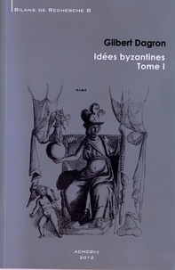 Histoiresdenlire.be Idées byzantines - 2 volumes Image