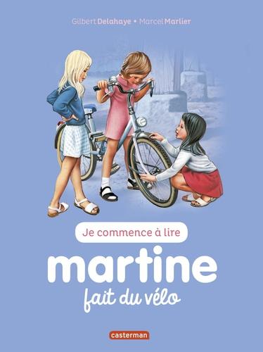 Gilbert Delahaye et Marcel Marlier - Je commence à lire avec Martine Tome 32 : Martine fait du vélo.