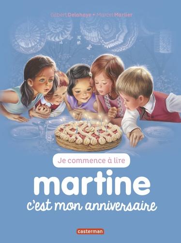 Je commence à lire avec Martine Tome 57 C'est mon anniversaire