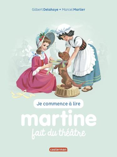 Je commence à lire avec Martine Tome 8 Martine fait du théâtre