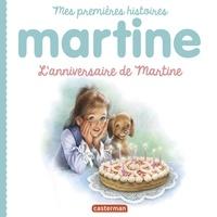 Gilbert Delahaye et Marcel Marlier - L'anniversaire de Martine.