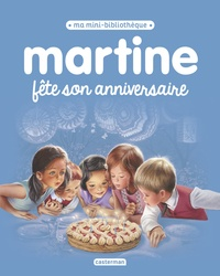 Gilbert Delahaye et Marcel Marlier - Martine fête son anniversaire.