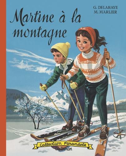 Martine  Martine à la montagne