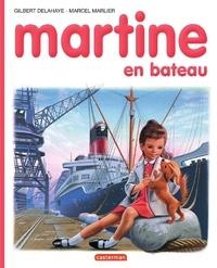 Gilbert Delahaye et Marcel Marlier - Martine Tome 10 : Martine en bateau.
