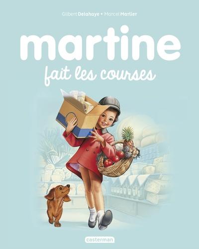 Gilbert Delahaye et Marcel Marlier - Martine Tome 14 : Martine fait ses courses.
