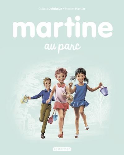 Gilbert Delahaye et Marcel Marlier - Martine Tome 17 : Martine au parc.