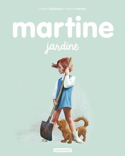 Gilbert Delahaye et Marcel Marlier - Martine Tome 20 : Martine jardine.