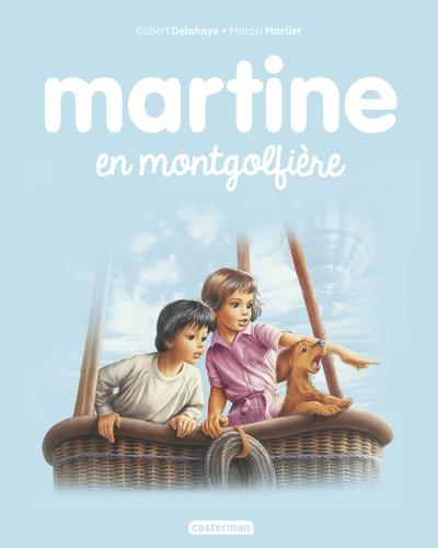Martine Tome 33 Martine en montgolfière