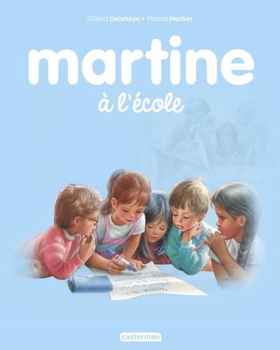 Martine Tome 34 Martine à l'école
