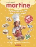 Gilbert Delahaye et Marcel Marlier - Martine Tome 4 : Martine chef gourmand.