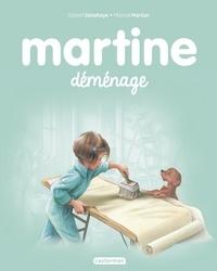 Gilbert Delahaye et Marcel Marlier - Martine Tome 42 : Martine déménage.
