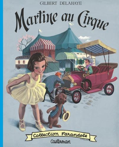 Martine Tome Martine au cirque