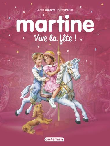Martine  Vive la fête !