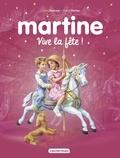 Gilbert Delahaye et Marcel Marlier - Martine  : Vive la fête !.