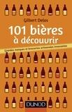 Gilbert Delos - 101 bières à découvrir.