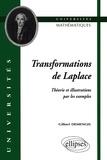 Gilbert Demengel - Transformations de Laplace. - Théorie et illustrations par les exemples.