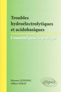 Deedr.fr Troubles hydroélectrolytiques et acidobasiques : l'essentiel pour la pratique Image