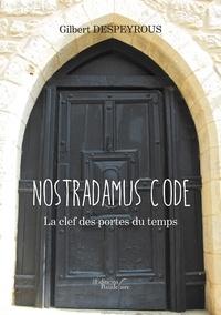 Accentsonline.fr Nostradamus code - La clef des portes du temps Image