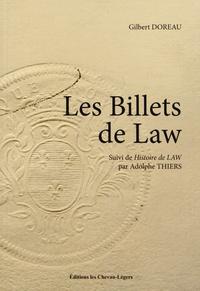 Les Billets de Law - Gilbert Doreau | Showmesound.org