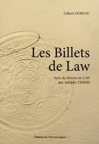 Gilbert Doreau - Les Billets de Law.