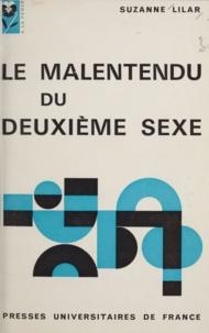 Gilbert-Dreyfus et Suzanne Lilar - Le malentendu du Deuxième sexe.