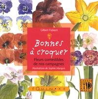 Deedr.fr Bonnes à croquer - Fleurs comestibles de nos campagnes Image