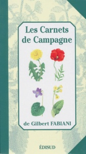 Goodtastepolice.fr Carnets de campagne. Tome 1, les plantes communes Image