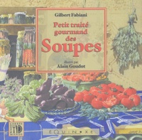 Deedr.fr Petit traité gourmand des soupes Image
