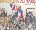 Gilbert Giboudeau et André Nouschi - Des gaudes au sang - Des comtois sous la Révolution et l'Empire.