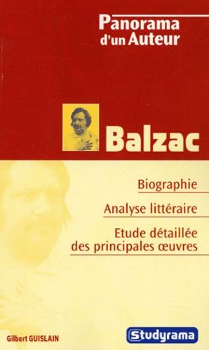 Gilbert Guislain - Balzac.