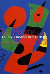 Gilbert Haffner - La Poste inspire des Artistes.
