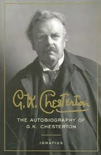 Gilbert-Keith Chesterton - The Autobiography of G. K. Chesterton.