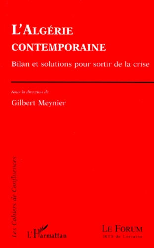 Gilbert Meynier et  Collectif - .