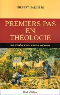 Gilbert Narcisse - Premiers pas en théologie.