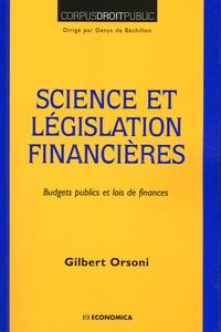 Goodtastepolice.fr Science et législation financières - Budgets publics et lois de finances Image