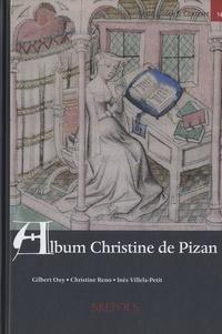 Gilbert Ouy et Christine Reno - Album Christine de Pizan.