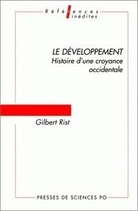 Gilbert Rist - .