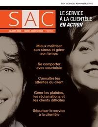 Gilbert Rock et Marie-Josée Ledoux - Le service à la clientèle en action.