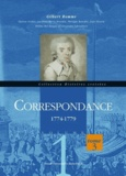 Gilbert Romme - Correspondance - Tome 3, 1774-1779.