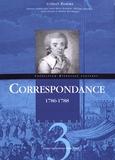 Gilbert Romme - Correspondance - Volume 3, 1786-1788.