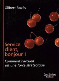 Deedr.fr Service client, bonjour! Comment l'accueil est une force stratégique Image