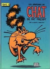 Gilbert Shelton - Les aventures du chat de Fat Freddy Tome 1 : .