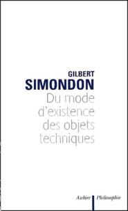 Gilbert Simondon - .