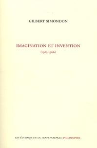 Gilbert Simondon - Imagination et invention - (1965-1966).