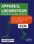 Gilbert Versier et Olivier Barbier - Appareil locomoteur. Orthopédie-traumatologie, rhumatologie - ECNi. Tout le programme de la spécialité, Des cas cliniques avec QCM, Des vidéos en ligne.
