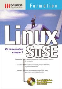 LINUX SuSE. avec CD-Rom.pdf